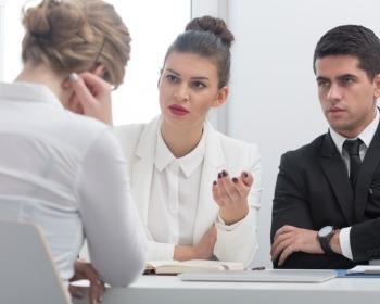 10 palavras para não dizer em uma entrevista de emprego