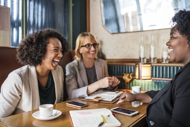 A capacidade de organizar grupos é fundamental para o bom relacionamento interpessoal