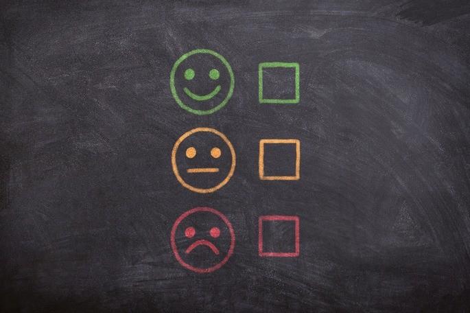 A forma como você rege às críticas mostra um pouco da sua personalidade