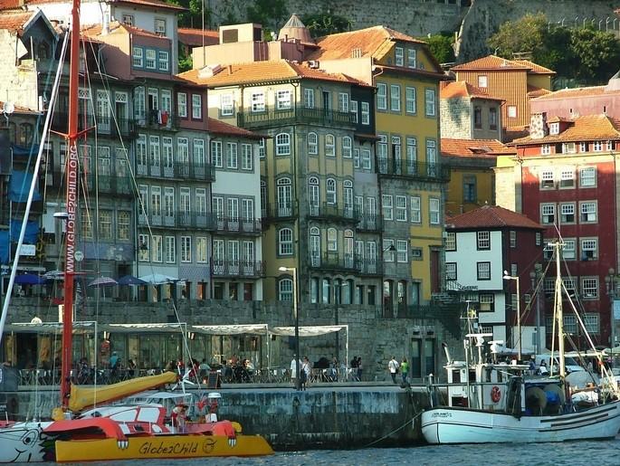 paisagem do Porto