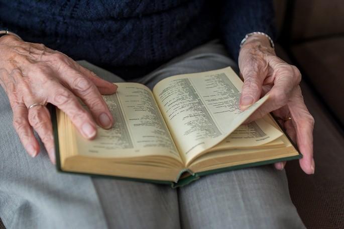 O hábito de leitura pode influenciar a longevidade