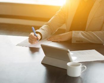 Saiba como escrever uma boa carta de motivação