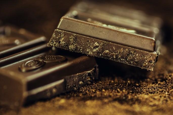 imagem de chocolate