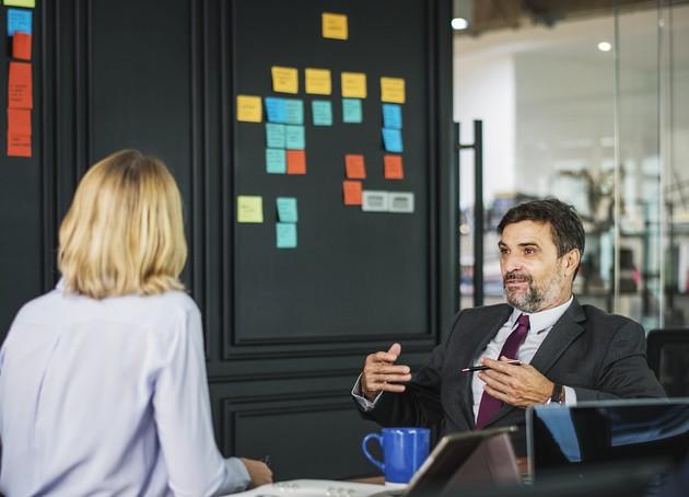O feedback é importante para o desenvolvimento do profissional
