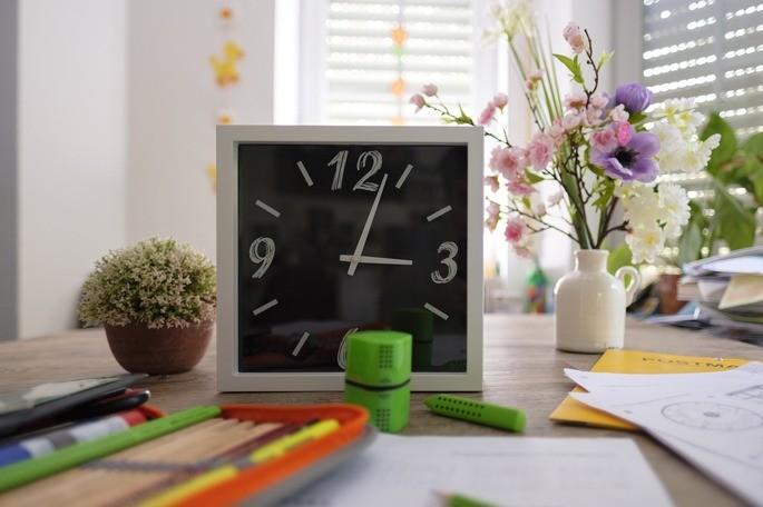 Organize o seu tempo de acordo com o seu estilo pessoal